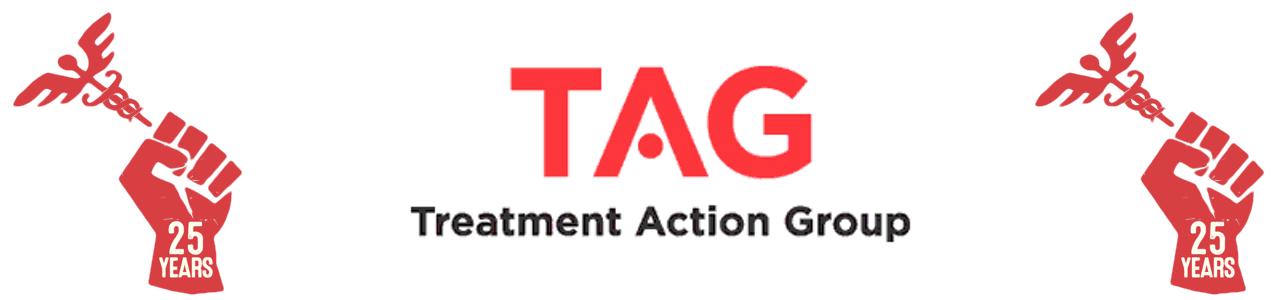 TAG 25th Anniversary Logo