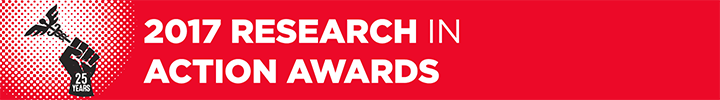 2017 Research In Action Awards